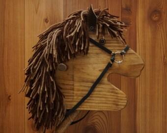 Wooden Stick Horse