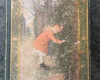 The Secret Garden the First Illustrated Edition Frances Hodgson Burnett 1911 Hardcover