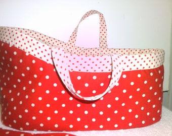Doll's Carry Cot Sewing Pattern - Doll Carrier
