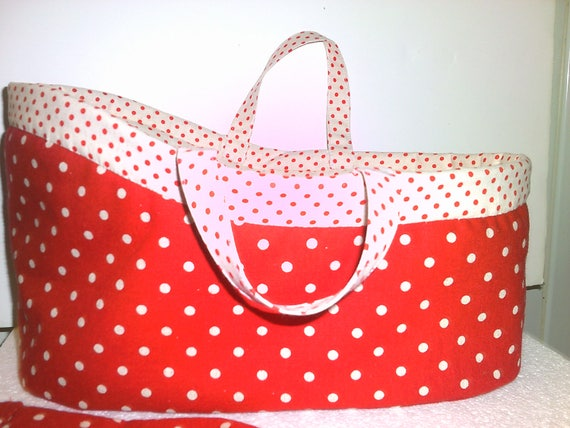 Doll\'s Carrycot Sewing Pattern Doll Carrier