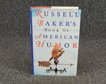American Humor Russel Baker C. 1993