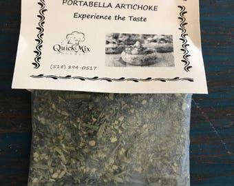 Portbella Artichoke