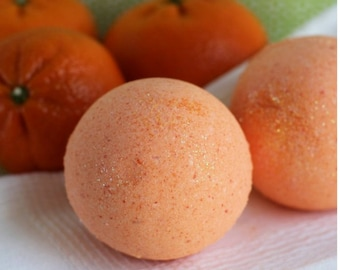 Orange Crush Bath Bomb