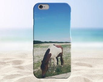 Beach Horse Phone Case