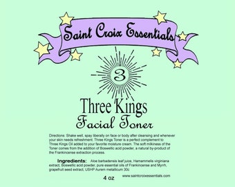 Three Kings Toner-Safe Natural Effective