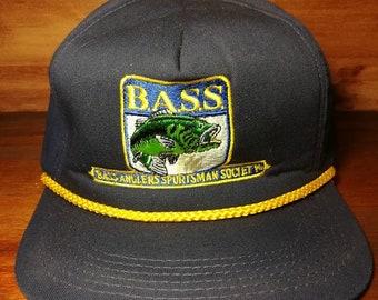 Vintage Bass Angler Sportsman Society hat