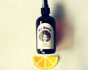 Aura Spray for Anxiety Relief + Energy Healing + Reiki Healing + To Feel Better   Smile