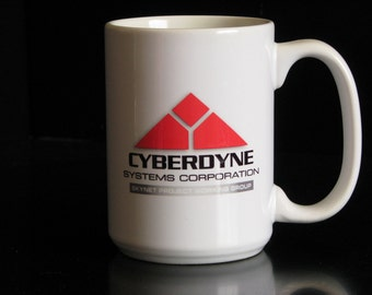 Cyberdyne Systems (Terminator) 15 oz. Coffee Cup