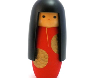 Antique Kokeshi Doll – Chacha