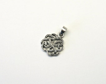 Celtic knots silver 925 jewelry Pendant