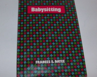 1990 Babysitting Book