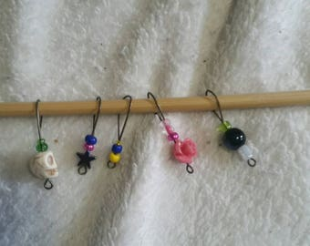Doctor Who's Stitch Markers in Time and Space