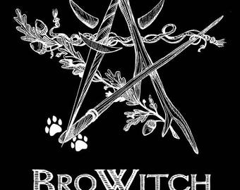 BroWitch T-Shirt XXL, XXXL