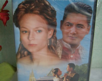 Anna and the King (VHS) Romance adventure with Jodie Foster, French