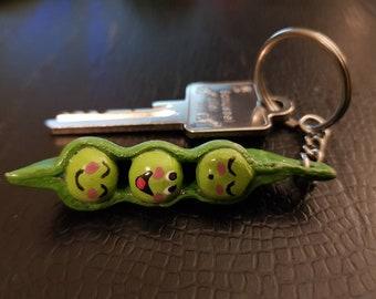 Sweet Edamame Key fob