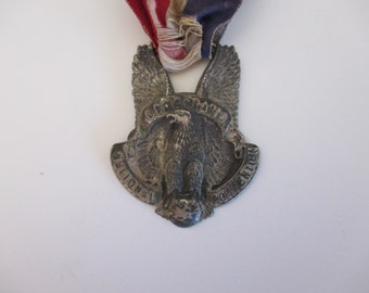 Democratic National Convention 1908 Alternate Badge Political Memorabilia