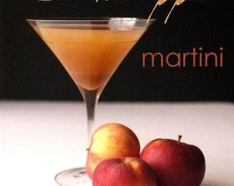 Caramel Apple Martini Candle
