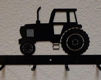 Tractor Hat Rack