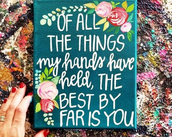 Best By Far Is You