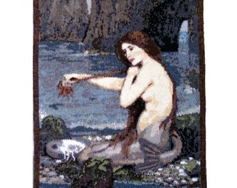 The Mermaid Tapestry