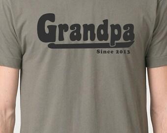 Father's Day Gift Grandpa Gift GRANDPA T Shirt Mens t-shirt tshirt Husband Gift Grand Dad Grandfather Tshirts Gift Dad Gift