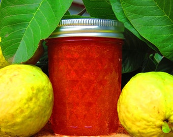Organic Rancho Guava Jam