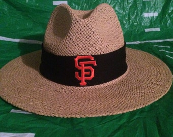 San Francisco Giants Straw hat
