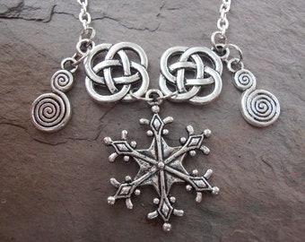 Skadi North Star Gotland Necklace (assembled item)