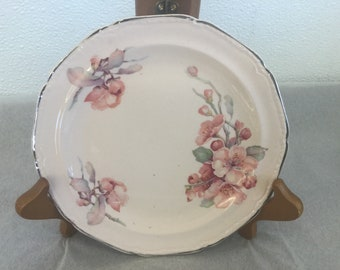 """The Edwin M. Knowels China Co. Mayglow Alice Ann 31-1-4 Vintage  9.5"""" Dinner Plate"""