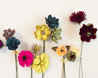 Fall bloom bouquet
