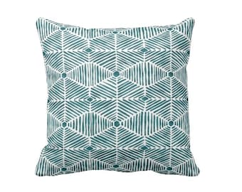 7 Sizes Available: Sofa Pillows Throw Pillow Covers Decorative Pillows Blue Pillows Blue Pillow Covers 20x20 pillow 18x18 Pillow 22x22