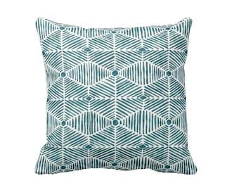 7 Sizes Available: Sofa Pillows Throw Pillow Covers Decorative Pillows Blue Pillows Blue Pillow Covers 20x20 pillow 18x18 Pillow 22x22