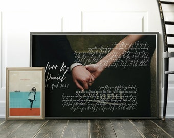 Romantic first st anniversary gift for husband wife typewriter