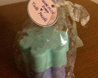 Creamy Goat's Milk Soap (4.5-5 oz)