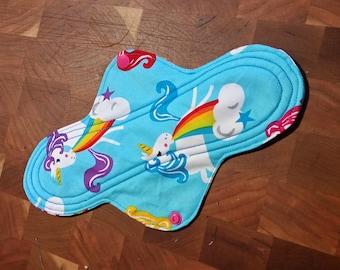 Puking Rainbows Reusable pad