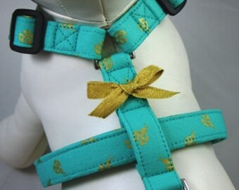 Dog Harness - Lucky Ladybugs