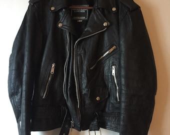 Vintage Hudson Leather Jacket