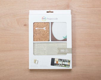 Project Life DIY SHOP scrapbooking Value Kit From Becky Hikkins