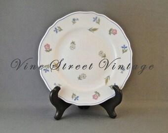 Vintage Franconia China Virginia Pattern Bread Plate