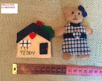 Teddy and Bear House