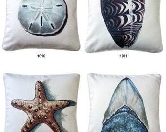 Ponte Vedra Throw Pillow 20x20