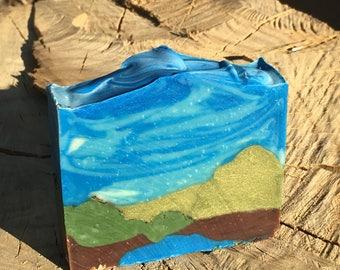 Big Bear Lake Soap