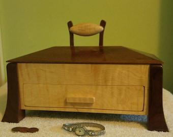 Jewelry box Custom Handmade