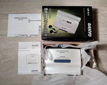 SANYO VIP-X11 Brand New UNUSED in Original Box With All Instructions Tested
