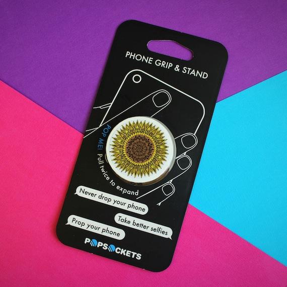 SMALL Sunflower Sticker