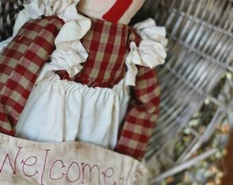 Primitive Rag Doll ANNIE