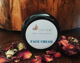 Rosehip face cream