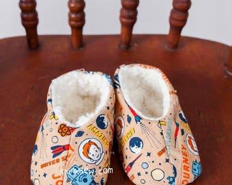 Abella Baby Shoes PDF Sewing Pattern (#1215)