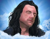 Oh, Hi Mark! Tommy Wiseau...