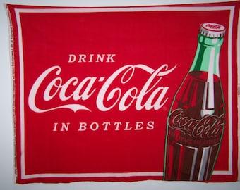 Coca-Cola Fleece Panel